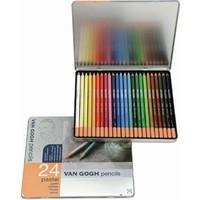 Talens Van Gogh Pastel Kalem 24 Renk Metal Kutu