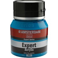 Talens Amsterdam Expert Akrilik Boya 400Ml. Turquoıse Blue Rt19745220