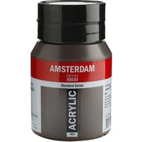 Talens Amsterdam Standard Akrilik Boya 500Ml. Vandyke Brown Rt17724032