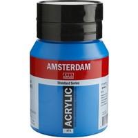 Talens Amsterdam Standard Akrilik Boya 500Ml. Prımary Cyan Rt17725722