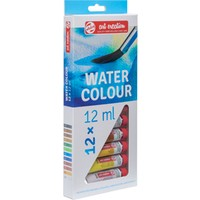 Talens Artcreation Water Colour 12 Renk Tüp Sulu Boya