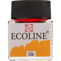 Talens Ecoline Jar 30Ml. Light Orange 236 Rt11252360
