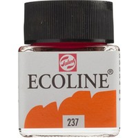 Talens Ecoline Jar 30Ml. Deep Orange 237 Rt11252370