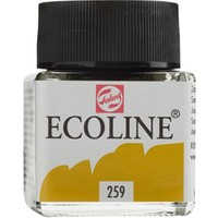 Talens Ecoline Jar 30Ml. Sand Yellow 259 Rt11252590