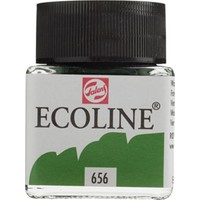 Talens Ecoline Jar 30Ml. Forest Green 656 Rt11256560