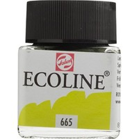 Talens Ecoline Jar 30Ml. Sprıng Green 665 Rt11256650