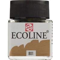 Talens Ecoline Jar 30Ml. Gold 801 Rt11258010