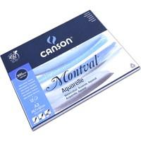 Canson Montval Sulu Boya Bloğu 300Gr 29,7*42 Grenli 12Yp C200807320