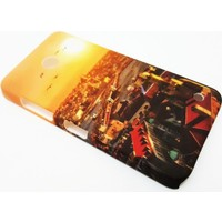 Mobillife Nokia 630 Silikon Rubber Sunset Kılıf