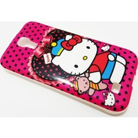 Mobillife Samsung Galaxy S4 Hello Kitty Kılıf