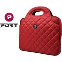 """Port Designs Firenze 15.6"""" Kırmızı Notebook Bayan Çantası 150033"""