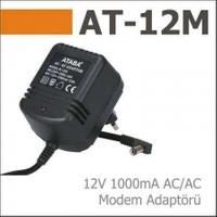 Ataba At-12M 12V 1000Mah Ac-Ac Modem Adaptörü