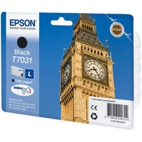 Epson T7031 Wp4015-4025-4515 Black Kartuş (1200Syf