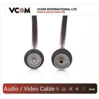 Vcom Cv602-B 3Mt Analog Siyah Tv Uzatma
