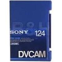 Sony Pdv-124N Dvcam Kaset