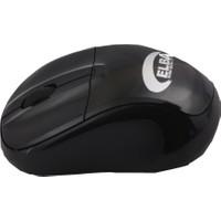 Elba Em-505S Siyah Kablosuz Mouse 1000Dpı