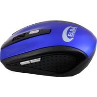 Elba Em-509M Mavi Kablosuz Mouse 2400Dpı