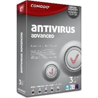 Comodo Antıvırus Advanced 3 Kullanıcı Kutu