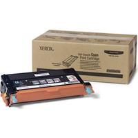 Xerox 6180 Yüksek Kap. Toner Mavi 6000 Syf