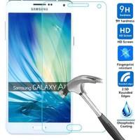 Inovaxis Samsung A7 Kırılmaya Dayanıklı Temperli Cam Ekran Koruyucu