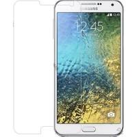 Inovaxis Samsung E7 Kırılmaya Dayanıklı Temperli Cam Ekran Koruyucu