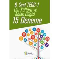 Ekip Yayınları Teog 1 Din Kültürü 15 Deneme