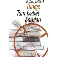 Ekip Yayınları Teog 1 Türkçe Tam İsabet Soruları