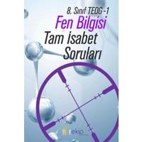 Ekip Yayınları Teog 1 Fen Bilimleri Tam İsabet Soruları