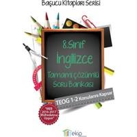 Ekip Yayınları 8. Sınıf İngilizce Tamamı