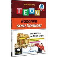 Çanta Yayınları 8. Sınıf Din Kültürü Ve Ahlak Bilgisi Kazanım Soru Bankası