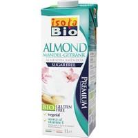 Isola Bio Organik Şeker İlavesiz ve Glutensiz Badem İçeceği, 1000ml