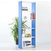 Hepsiburada Home Boo Classic 4 Mavi Kitaplık