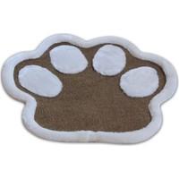 Agira Pati Şeklinde Kedi Tırmalama Ve Oyun Paspası Beyaz