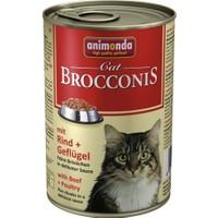 Animonda Brocconis Sığır Etli Kümes Hayvanli Yetişkin Kedi Konservesi 400 Gr