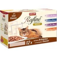 Animonda Rafine Multipack Pouch Konserve Kedi Maması No:2 100 Gr (12 Adet)