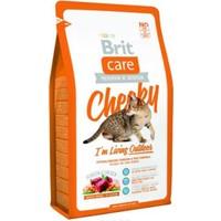 Brit Care Cat Cheeky Living Outdoor Geyik Etli Kedi Maması 2 Kg