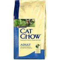 Purina Cat Chow Adult Tuna Salmon - Ton Ve Somon Balıkli Yetişkin Kedi Maması 1,5 Kg