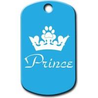 Dalis Pet Tag - Prince Kedi Köpek Künyesi