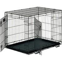 Dayang 042-C Katlanabilir Metal Kedi Köpek Kafesi 78X48X55 Cm