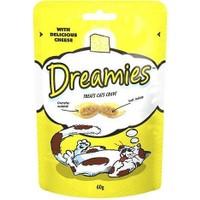 Dreamies İçi Dolgulu Peynirli Kitir Kedi Ödülü 60 Gr