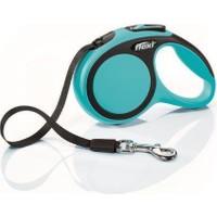 Flexi New Comfort 5M Şerit S Otomatik Köpek Gezdirme Tasması Mavi