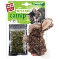 Gigwi 7058 Plush Friendz Tavşan Kedi Oyuncağı