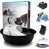 Pioneer Pet Kedi Köpek Otomatik Su Pınarı 1.77 Lt