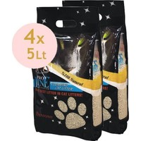 Proline Marsilya Sabunlu Topaklaşan Kedi Kumu 4 * 5 Lt