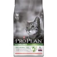 Pro Plan Sterilised Kısırlaştırılmış Kediler İçin Somonlu Ve Ton Balıklı Kedi Maması 10 Kg