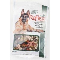 Reflex Semi Moist Mix Kemik Kalp Köpek Ödül Maması 150 Gr