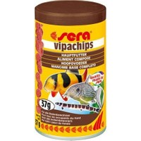 Sera Vipachips Çöpçü Balık Yemi 100 Ml - 37 Gr