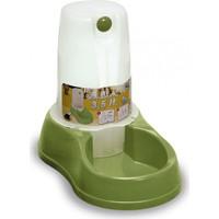 Stefanplast Saklamalı Su Kabı Yeşil 1.5 Lt