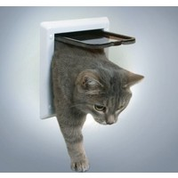 Trixie Çift Yönlü Kilitlenebilir Kedi Kapisi 21X21 Cm