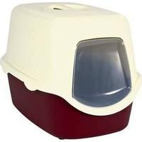 Trixie Kedi Kapali Tuvaleti,40X40X56Cm,Bordo